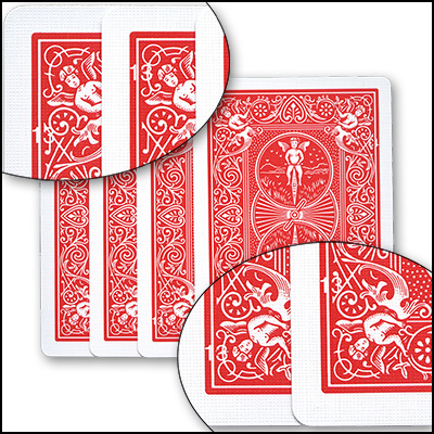 Ultimate Marked Cards Trick