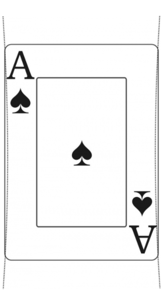 Do Card Tricks With The Cut-Cards
