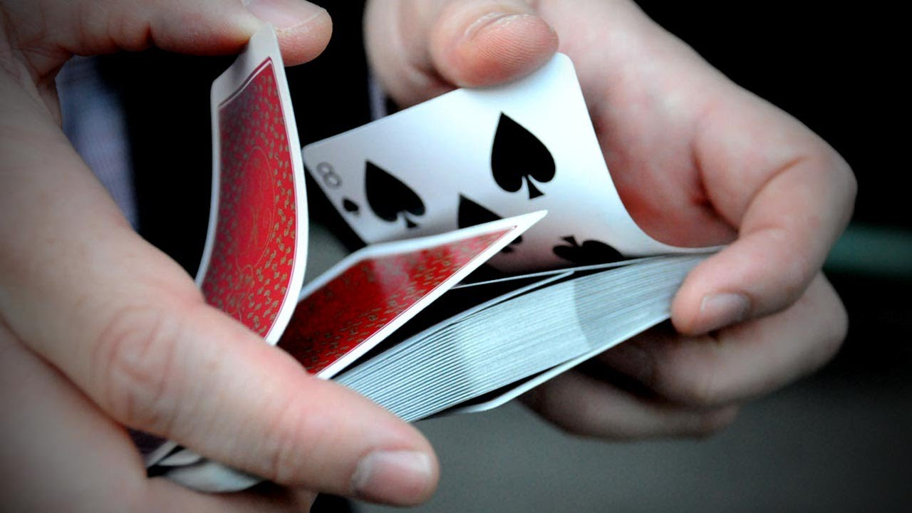 Second Shuffle Playing Cards