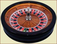 Wikipedia roulette wheel