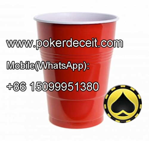 Best cup poker camera lens