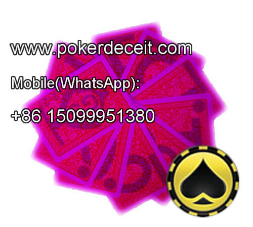 Copag Class Natural marked cards for poker scanner