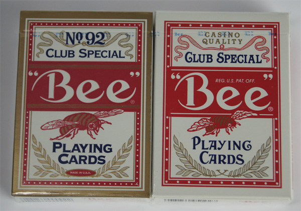 bee marked cards for sale