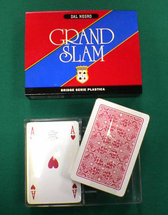 dal nergo grand slam marked deck